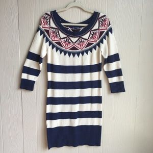 American Eagle Outfitters Sweater Dress.